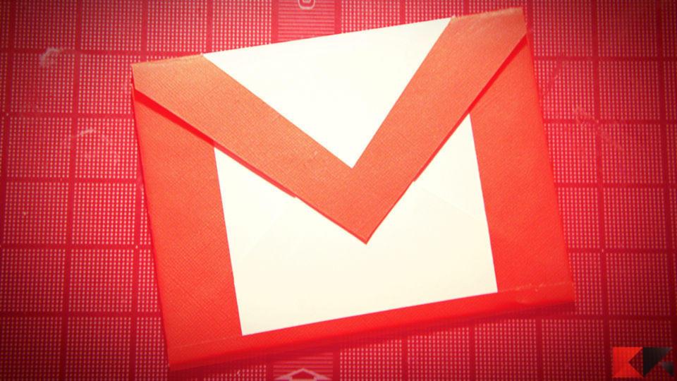 Come trasferire contatti Gmail 3