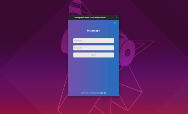 Come usare Instagram su Linux