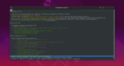 Come usare Lynx per navigare sul Web da terminale Linux