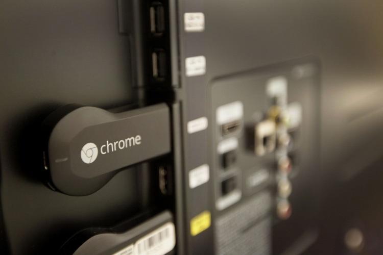 Come vedere canali TV su Chromecast 1
