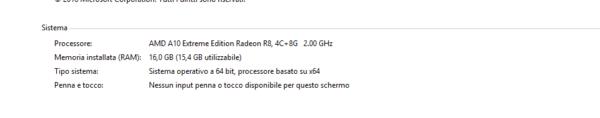 Come vedere quanta RAM ha il PC