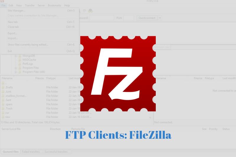 I migliori client FTP per Linux 1