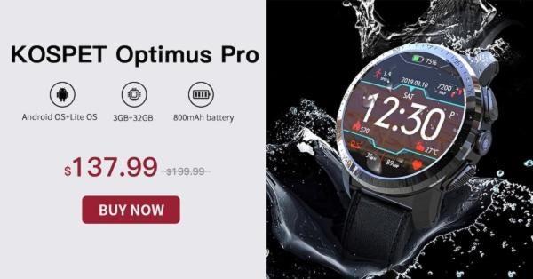 Kospet Optimus Pro