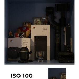 Panasonic Lumix DC 90 ISO100