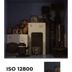 Panasonic Lumix DC 90 ISO12800