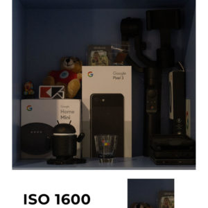 Panasonic Lumix DC 90 ISO1600