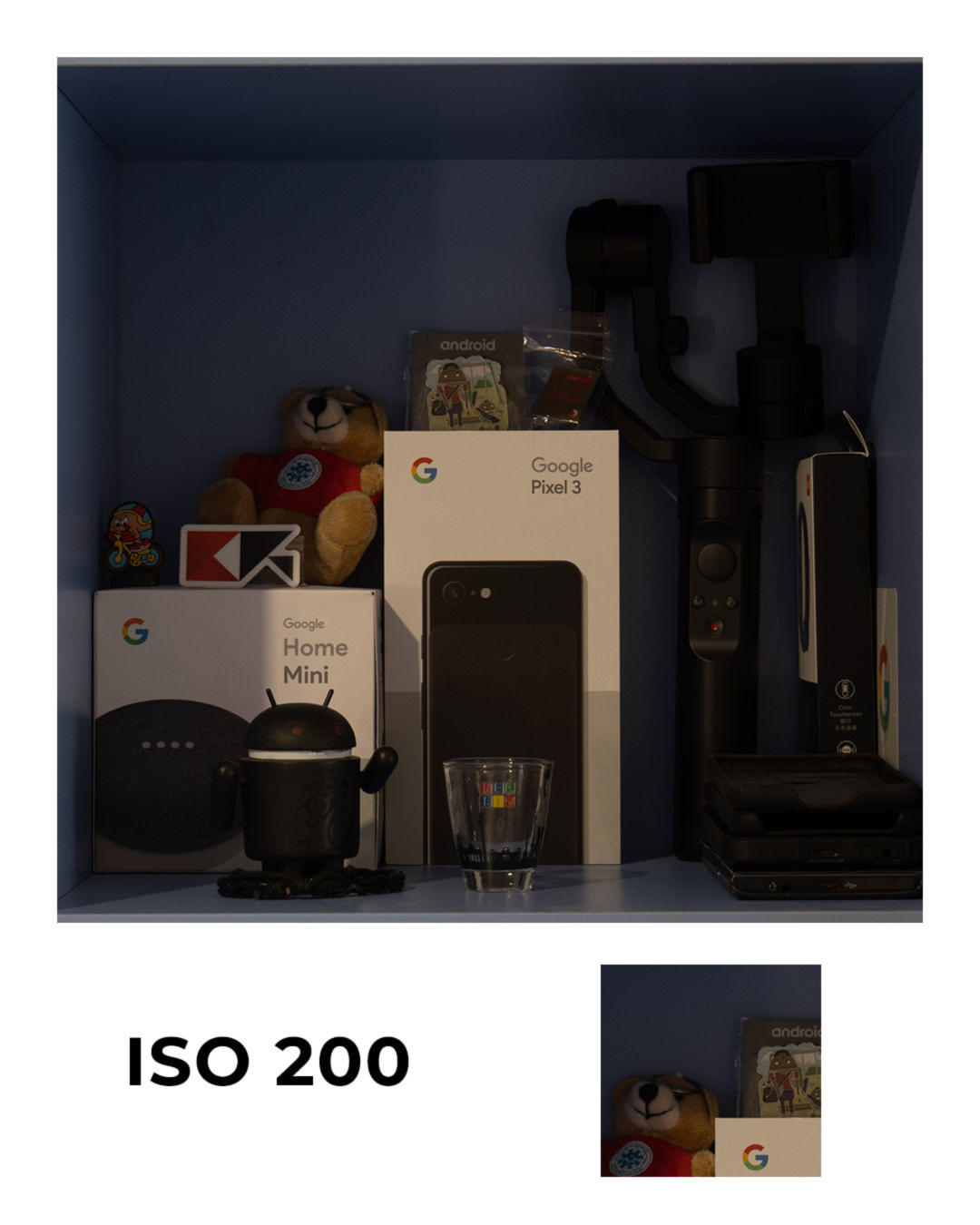 Panasonic Lumix DC 90 ISO200