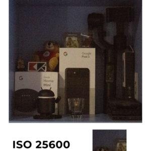 Panasonic Lumix DC 90 ISO25600