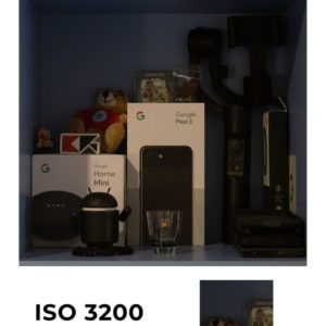 Panasonic Lumix DC 90 ISO3200