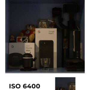Panasonic Lumix DC 90 ISO6400