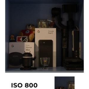 Panasonic Lumix DC 90 ISO800