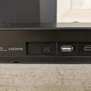 Panasonic SC HTB250 4 min