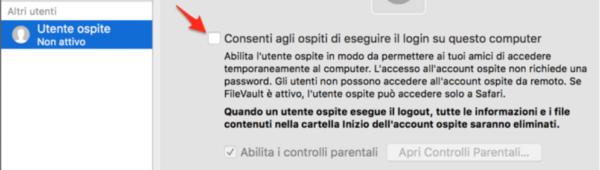 come accedere a mac senza password 3