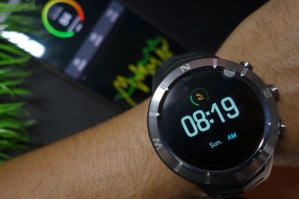 NO.1 DT08 smartwatch