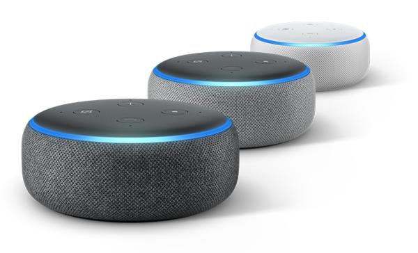 Amazon Echo Dot offerta