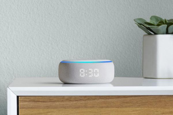 Nuovi Amazon Echo Dot 2019