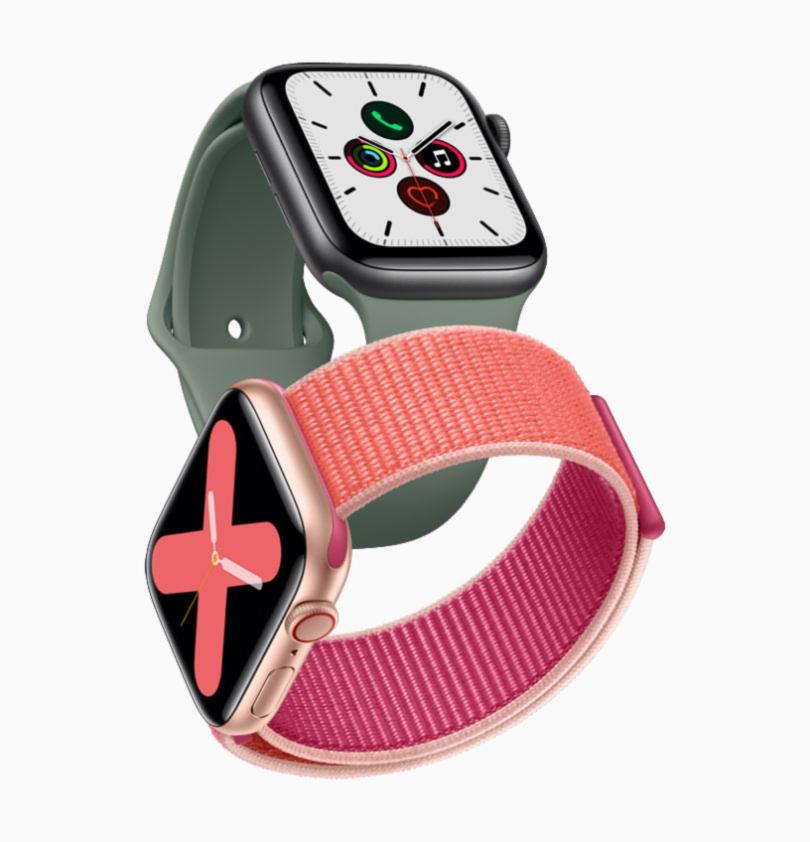 Apple Watch serie 5 migliori cinturini