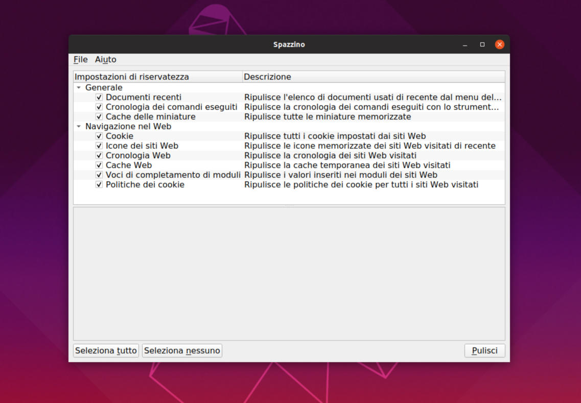 Come cancellare file inutili su Linux 1