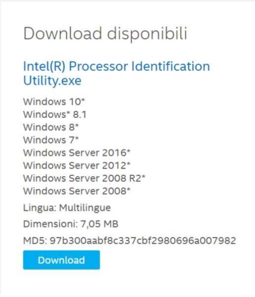 Come capire se un processore Intel supporta la virtualizzazione 3