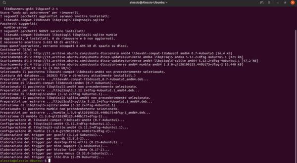 Come installare e usare Mumble su Linux