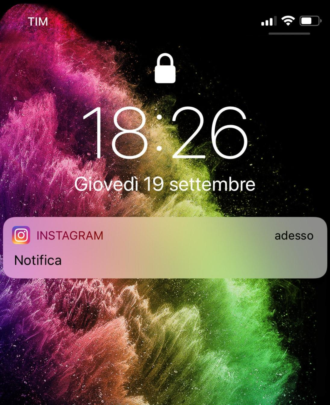 Come recuperare notifiche cancellate iPhone