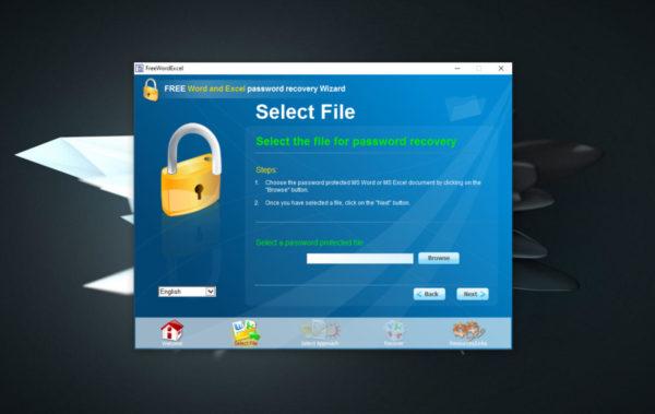 Come rimuovere password Excel