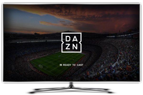 Come scaricare DAZN su Smart TV