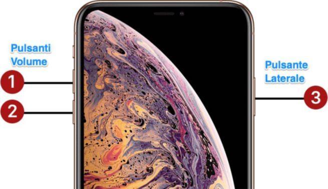 Come spegnere e forzare riavvio iPhone 11, 11 Pro e Max 1