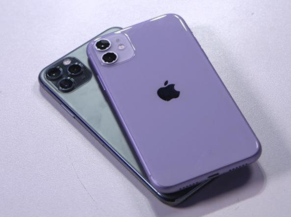 Come spegnere e forzare riavvio iPhone 11 11 Pro e