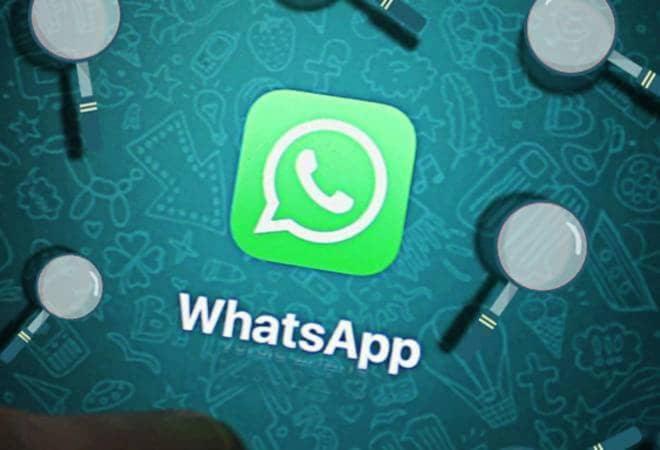 Come inoltrare un messaggio WhatsApp - WordSmart.it