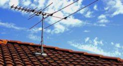 Come verificare se l'antenna TV funziona