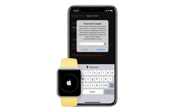 Cosa fare prima di vendere Apple Watch