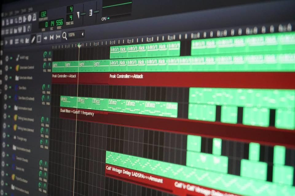 FL Studio le migliori alternative per Linux 1