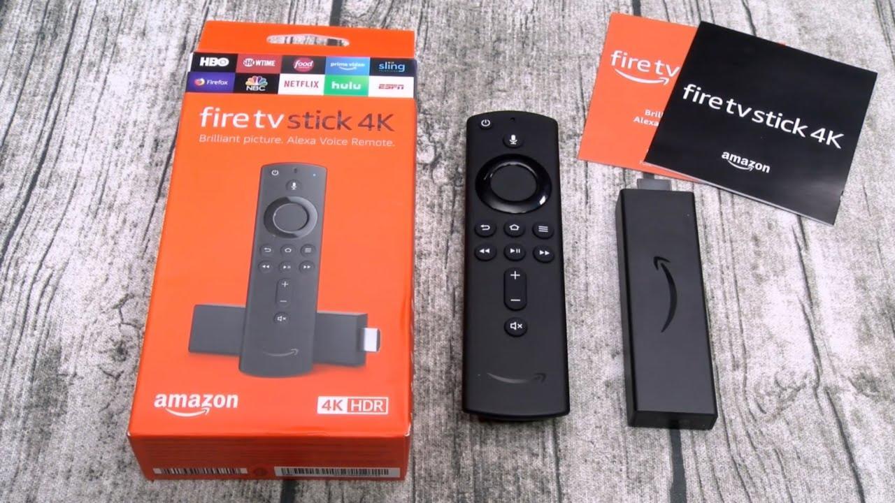 Amazon fire stick come scaricare app
