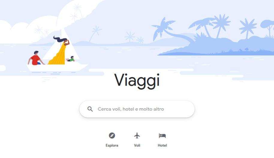 Google Viaggi indispensabile per chi ama viaggiare 2