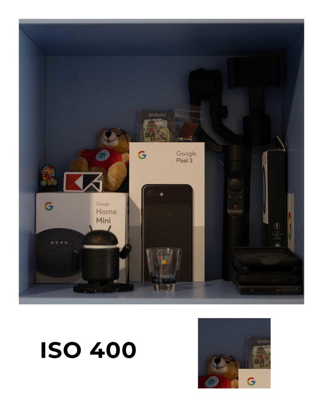 Panasonic Lumix S1 ISO400
