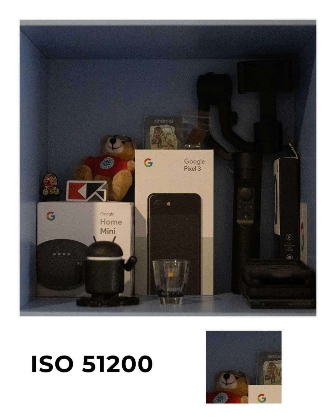 Panasonic Lumix S1 ISO51200