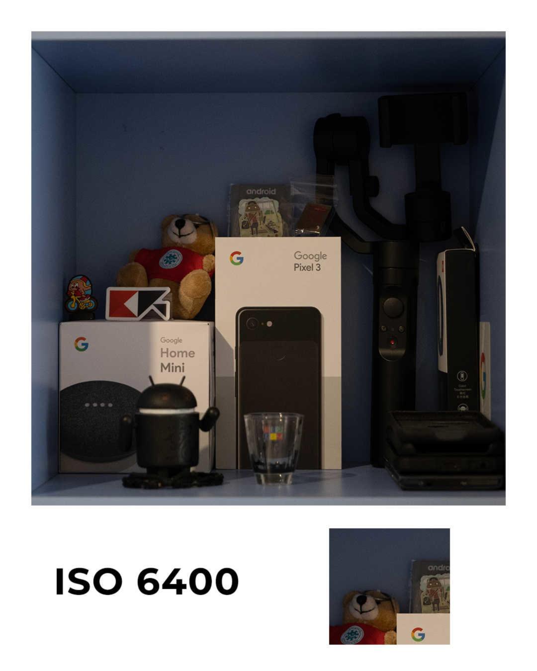 Panasonic Lumix S1 ISO6400