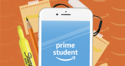 Amazon Prime Student Offerta