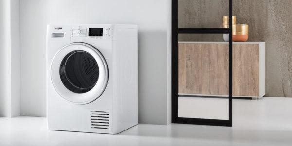 asciugatrice Whirlpool - le migliori da comprare - design