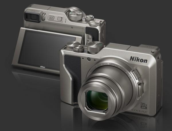 fotocamere compatte nikon