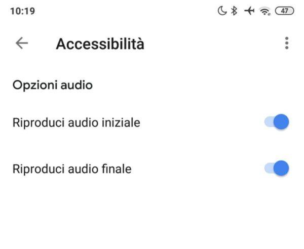 Come attivare suono di ascolto su Google Home