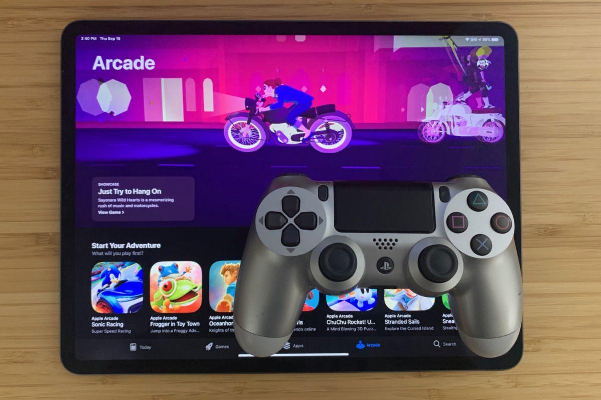 Come collegare controller PS4 o Xbox a iPhone o iPad 1