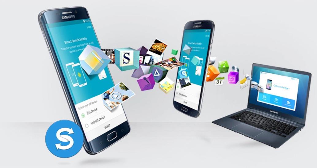 Come funziona Samsung Smart Switch