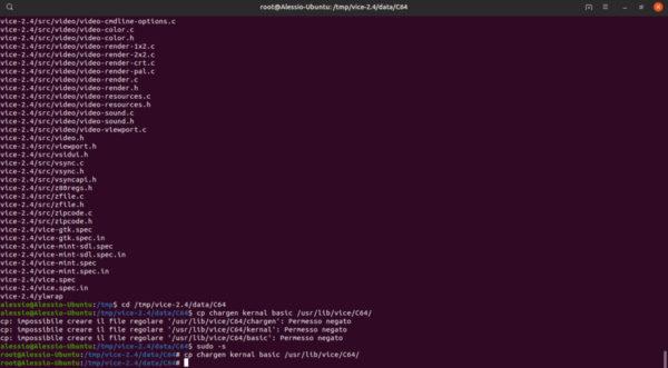Come giocare ai giochi Commodore 64 su Linux