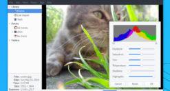 Come importare foto su Linux