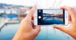 Come inserire data, luogo e orario alle foto
