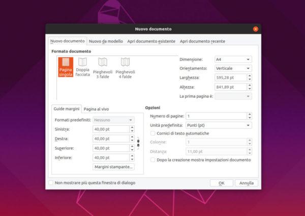 Come installare Scribus su Linux