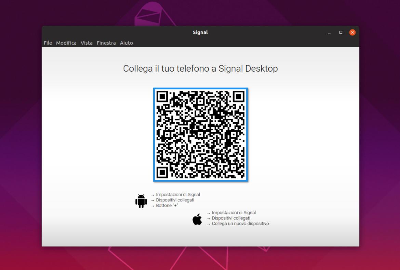 Come installare Signal su Linux 2