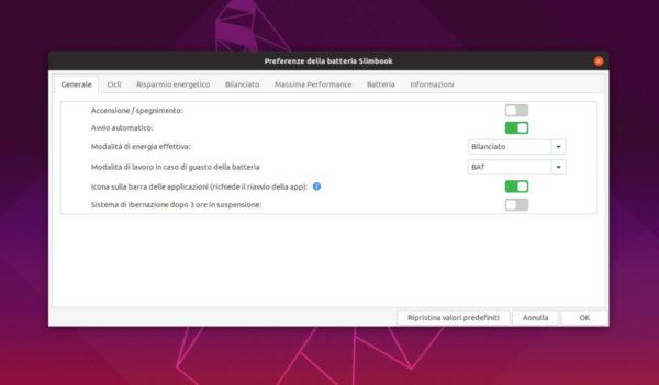 Come migliorare la durata della batteria su Ubuntu